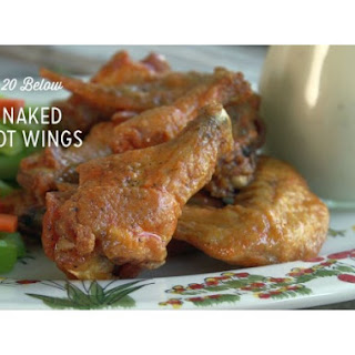 Naked Hot Wings.