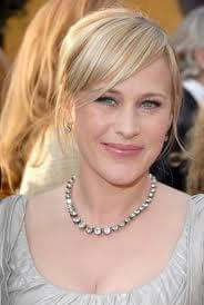 Patricia Arquette American actress smiling picture