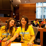 EUHackathon award ceremony European Parliament 21st June 2012