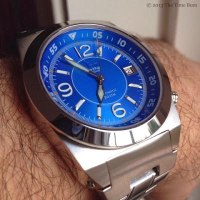 Lew & Huey Acionna blue prototype