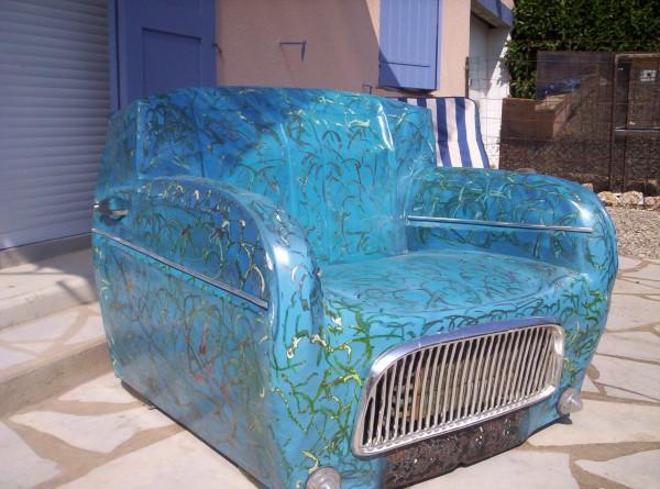Кресло Renault 4L 1968