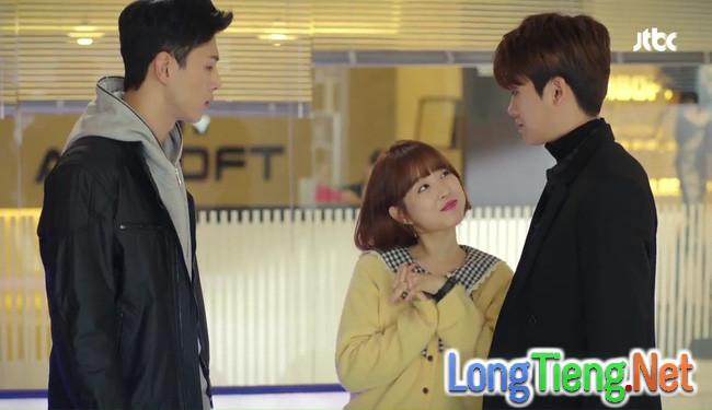 """Do Bong Soon: Thấy Ji Soo chở """"crush"""" đi làm, Park Hyung Sik ghen nổ đom đóm mắt - Ảnh 7."""