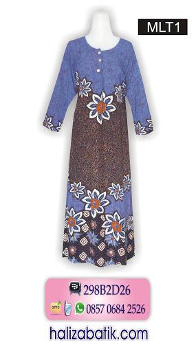 grosir batik pekalongan murah, contoh motif batik, model busana wanita