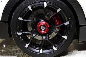 Nissan IDx Nismo Rims