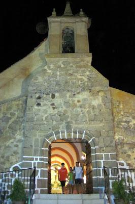 A por la Virgen de Guía por el Camino Mozarabe