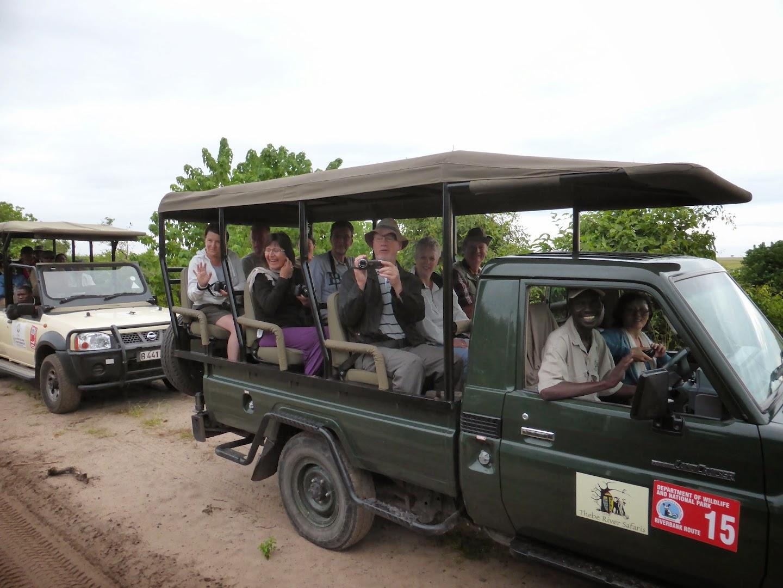 Chobe 4x4 Landrover Safari