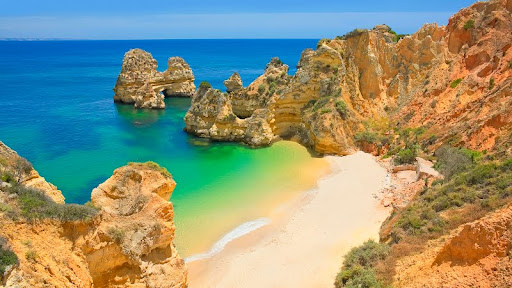 Algarve Coast, Lagos, Portugal.jpg