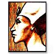 Egyptian Gods Akhnaton Postcard