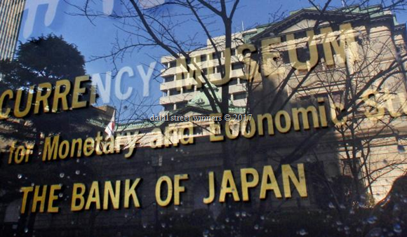 Bank of Japan (BoJ) left monetary policy unchanged