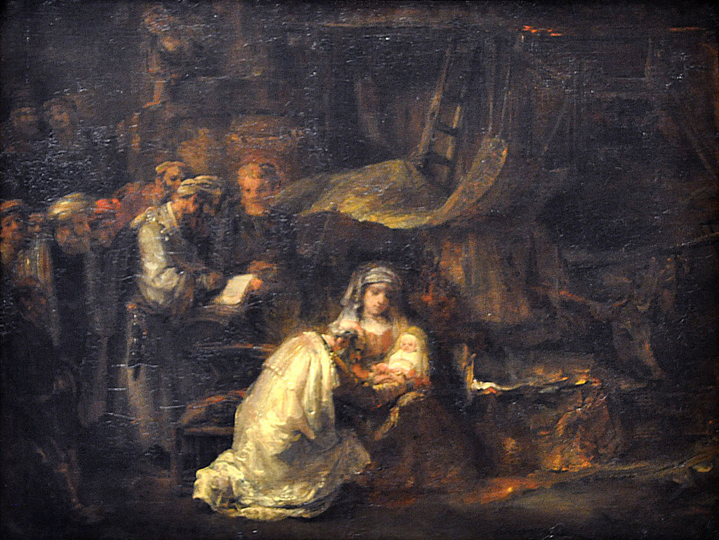 baroque art depicted the religious tensions during The baroque comes after the renaissance, ie late 16th century and most of the17th century the baroque movement encompasses architecture, religious paintings, and sculpture painters used rich.