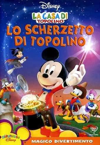 Lo Scherzetto di Topolino_copertina