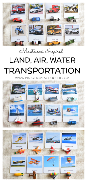 LandAirWaterTransportation
