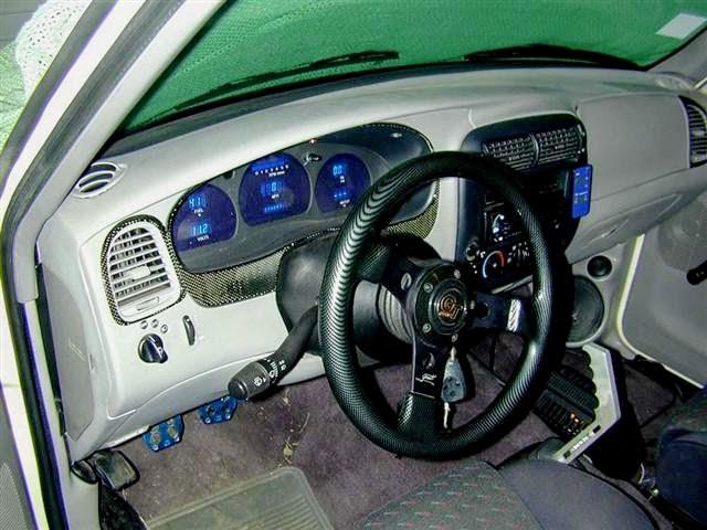Ford Ranger Digital Dash Photos And Descriptions Magimages