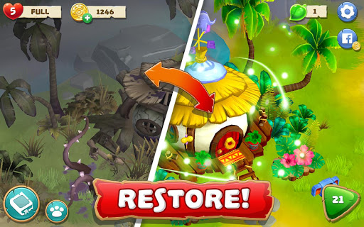 Wild Things: Animal Adventures 2.10.201.007061542 screenshots 1