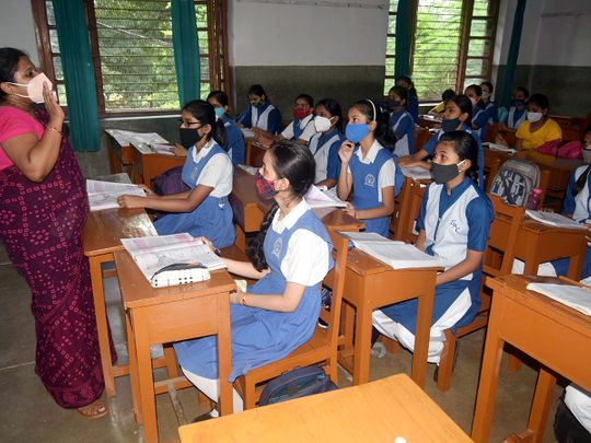 DELHI SCHOOLS TO REOPEN IN A PHASED MANNER FROM SEPTEMBER 1