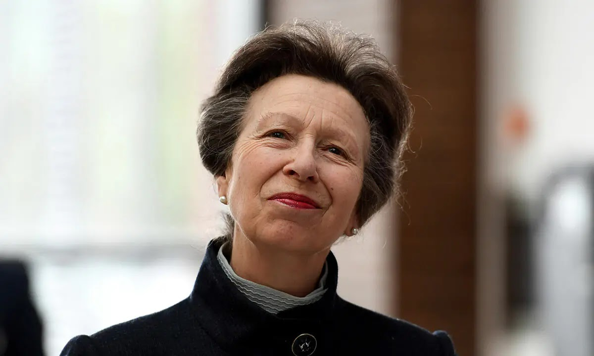 Princess Anne praised as 'best royal' for New Role