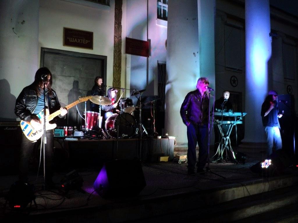 Аттракцион Воронова, Байкал, Улан-Удэ, Гусиноозёрск, Гастроли. Лето 2014 (8)