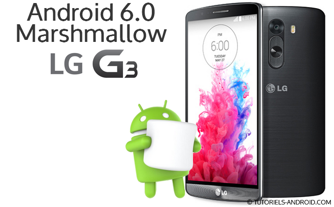 Android M pour LG G3