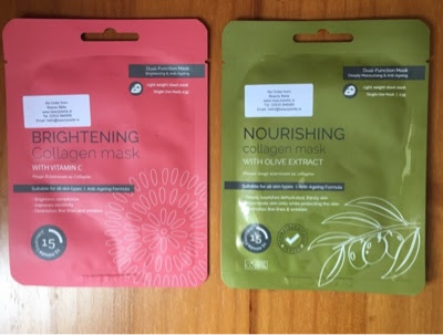 Beauty Belle Tissue Masks