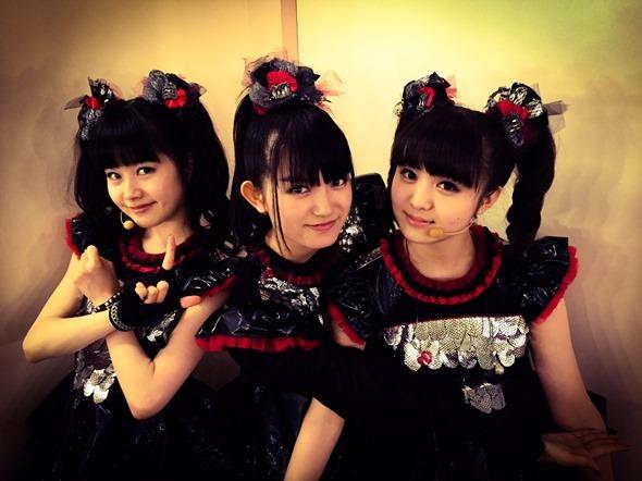 BABYMETAL_jpop idols