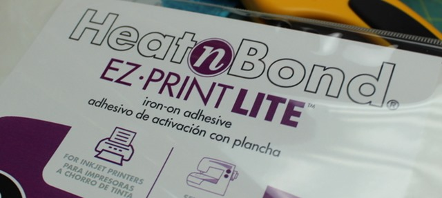 Heat N Bond EZ-Print Lite Sheets