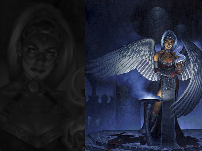 Dark Angel And Magic Cup, Angels 3