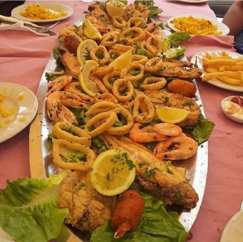 مدونات أم أيمن: اطباق السمك المغربي