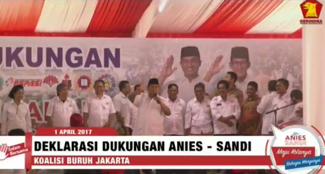 Prabowo tak akan pimpin makar, tapi akan membangun persatuan