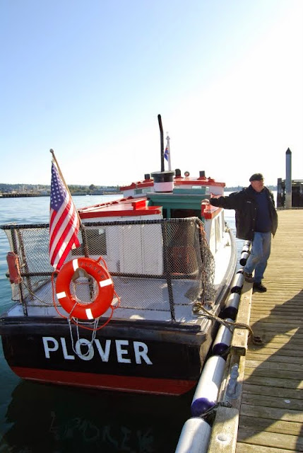 Plover Ferry in Blaine / Credit: Bellingham Whatcom County Tourism