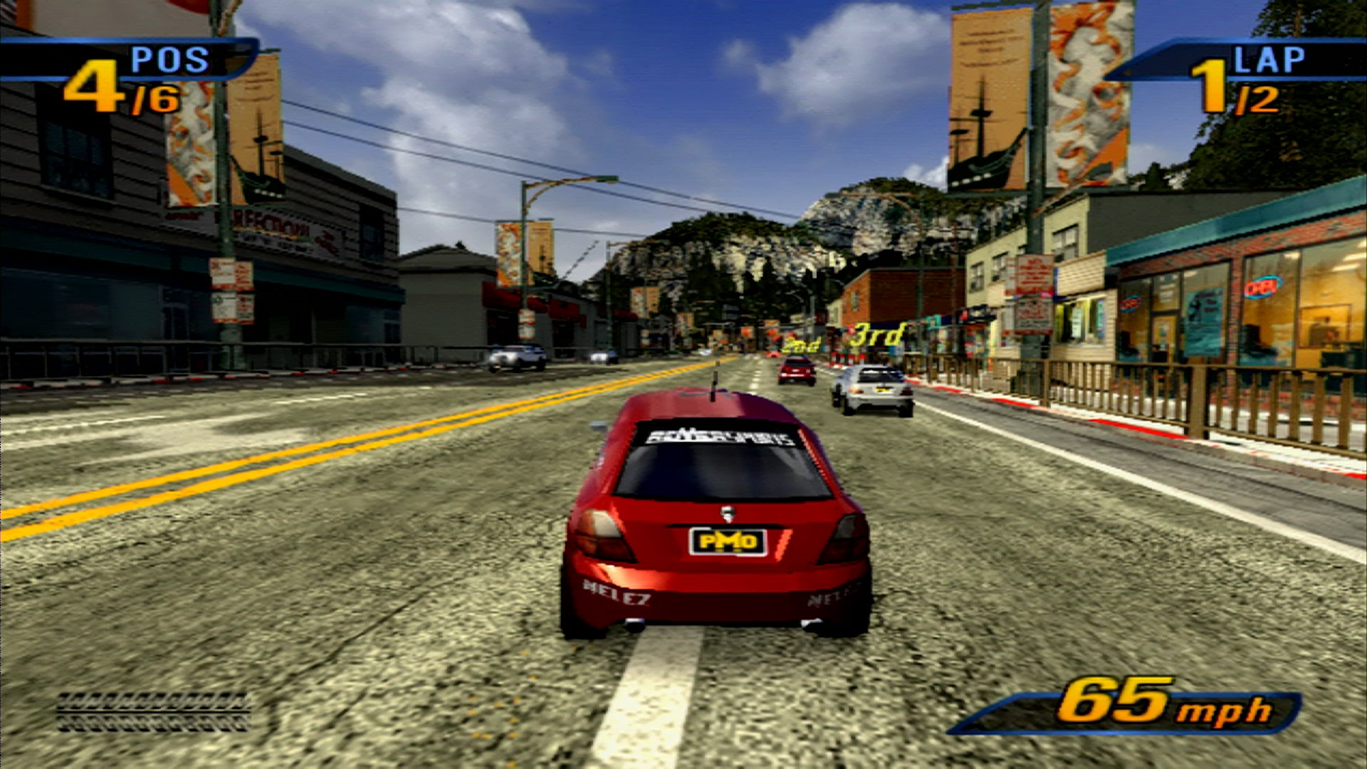 Burnout 3: Takedown (USA) - Speedhack Patch