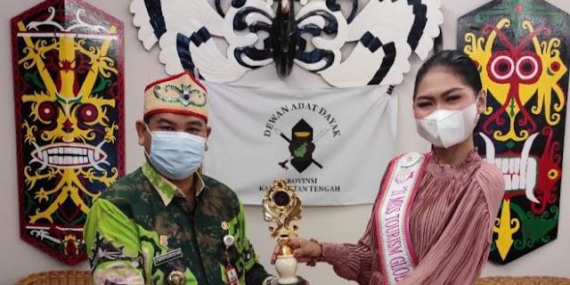 Bawi Kalteng Wakili Indonesia di Ajang Miss Muti International