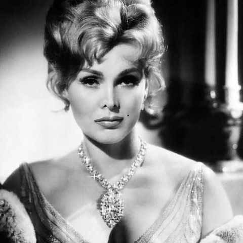 Zsa Zsa Gabor Dies At The Age Of 99.