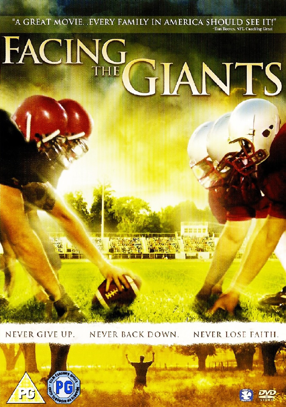 Đối Mặt Với Những Gã Khổng Lồ - Facing the Giants (2006) | HD Vietsub