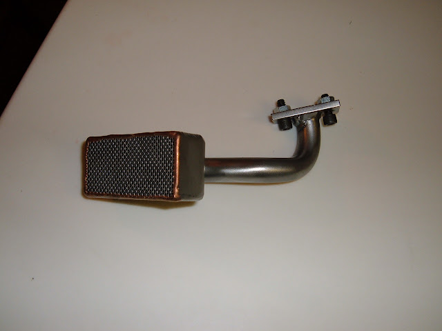 Custom rear sump pickup for 62-66 401-425 engines. 160.00