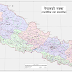 The proposed area of Nepal is 1,48,006.67 sq. Km