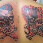 Photo - Skull Tattoos