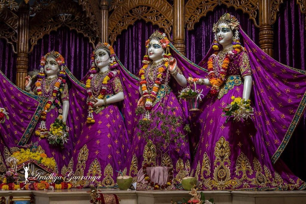 ISKCON Mayapur Deity Darshan 31 Dec 2016 (39)