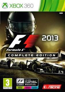 F1 2013 Complete Edition   XBOX 360