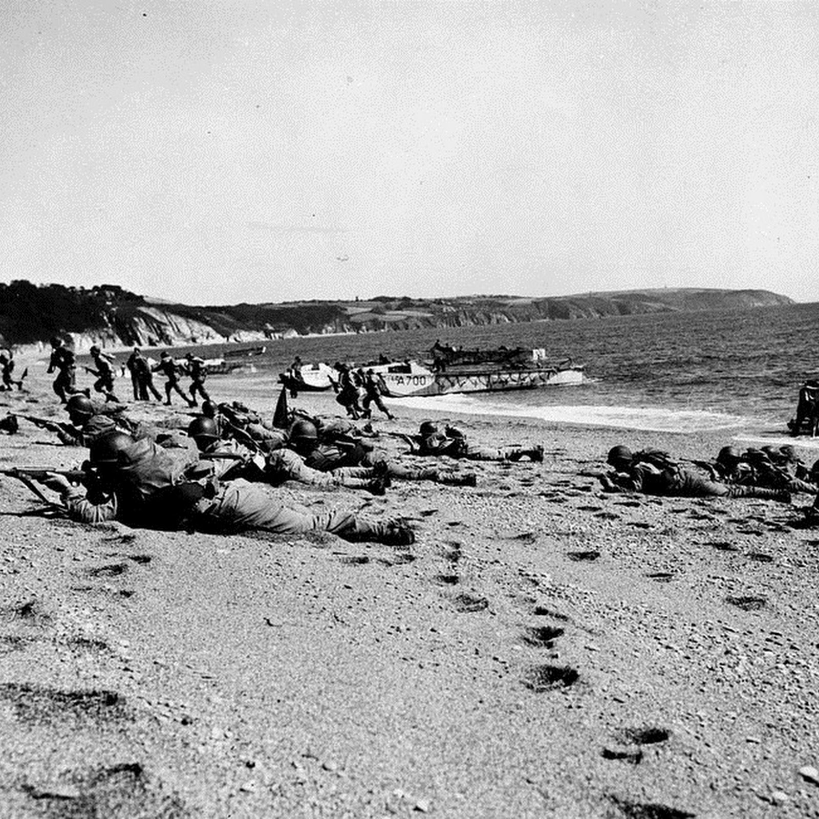 Exercise Tiger: The Disastrous D-Day Rehearsal That Cost 800 Lives