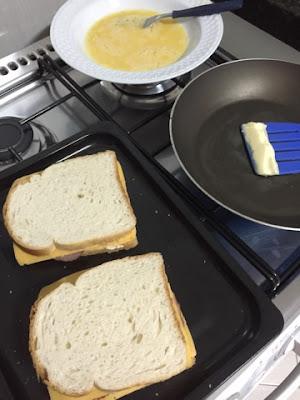 receita misto quente frito