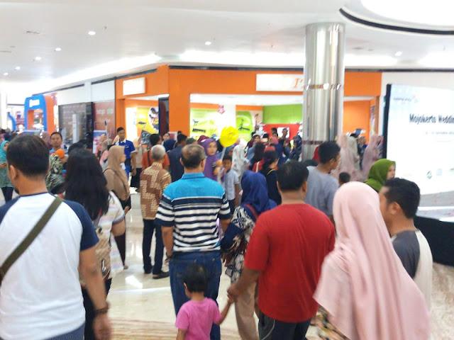 Sunrise Mall Mojokerto jadi Tempat Favorit