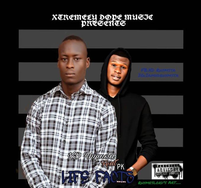 Download music - Life Fact by Xd Rhymsta ft PK