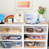 Our Montessori-Inspired Shelf for Winter