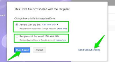2 Cara Melampirkan dan Mengirim Folder di Gmail