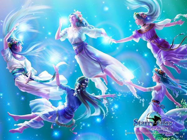 Pleiades, Fairies 2