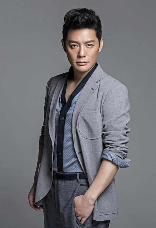 Fu Chengpeng China Actor