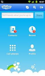 Skype 2.6 Screenshots 01