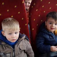 Bezoek brandweer (2,5 jarigen en 1ste kk)