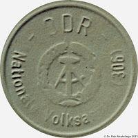 151 Medaille für treue Dienste in der Nationalen Volksarmee in Bronze www.ddrmedailles.nl