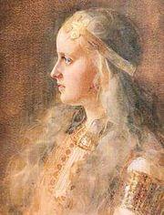Goddess Gunnl Image